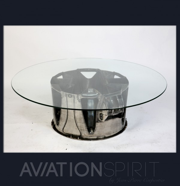 H H Createur De Meubles Of Table Basse Reducteur D 39 Air D 39 Avion Aviation Spirit Jean