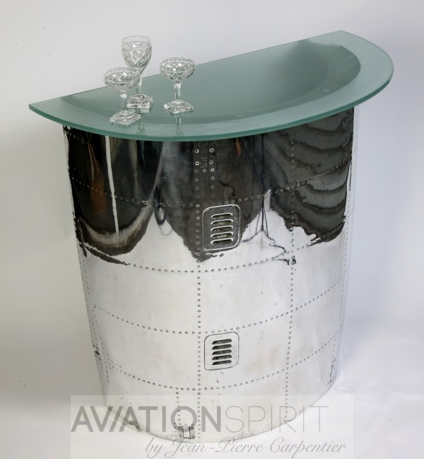 BAR DESIGN Entree Racteur AVIATION SPIRIT Jean Pierre
